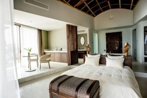 Suite Gia đình Nhìn ra Biển (Bao gồm Spa + Dịch vụ Đưa đón Miễn phí)