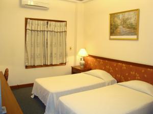 Phòng Giường Đôi/ 2 Giường Đơn Hạng Tiết Kiệm