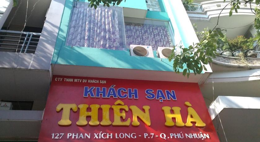 Khách sạn Thiên Hà