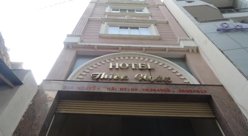 Khách sạn Thiên Ngân