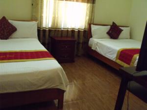 Phòng Superior 2 Giường đơn nhìn ra Núi