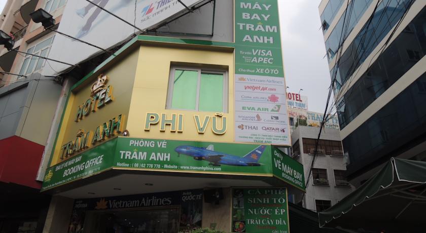 Khách sạn Trâm Anh Phi Vũ