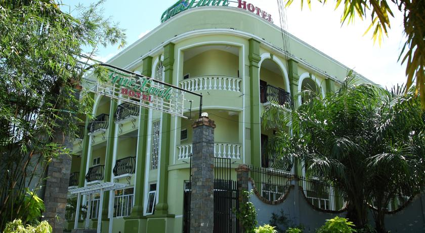 Khách sạn Trúc xanh