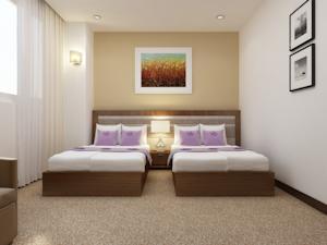 Phòng Junior Deluxe giường đôi hoặc 2 giường đơn