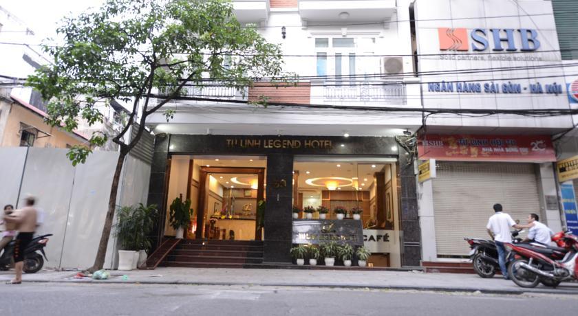 Khách sạn Tú Linh Legend