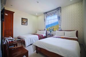 Phòng Superior 2 Giường Đơn Nhìn ra Biển