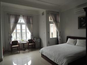 Phòng Superior Giường Đôi với Ban công