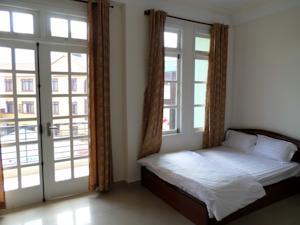 Phòng Giường Đôi Nhìn ra Thành phố