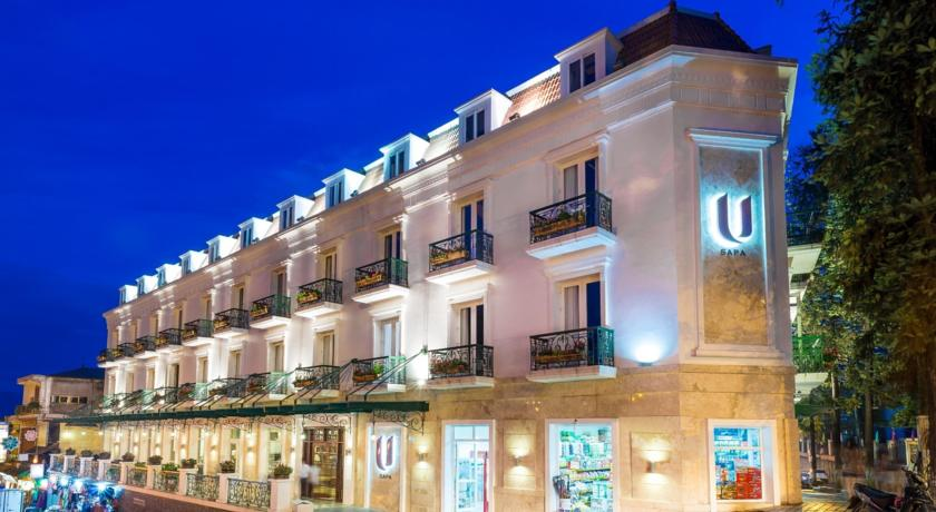 Khách sạn ở Sapa
