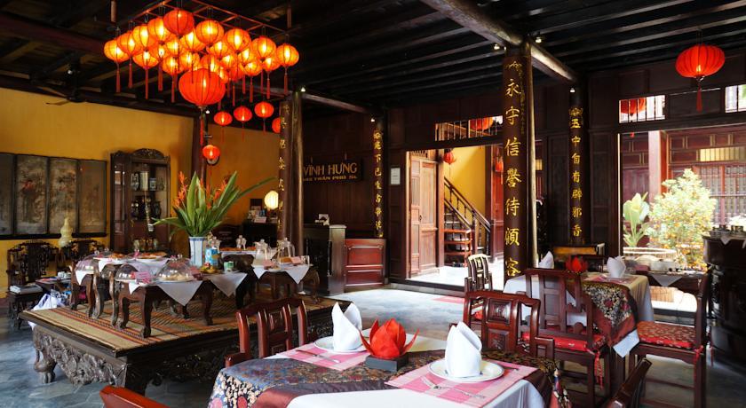Khách sạn Vĩnh Hưng Heritage