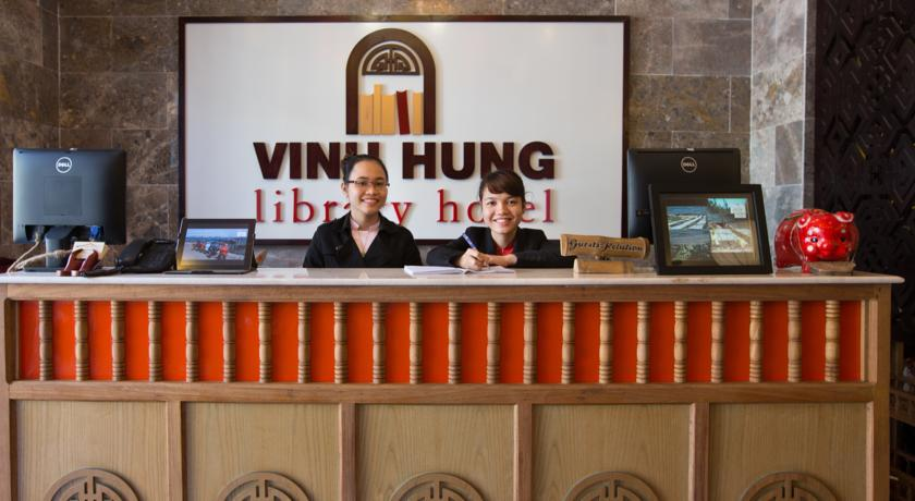 Vinh Hưng Library Hotel