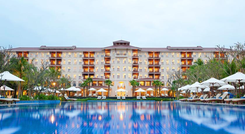 Đà Nẵng có rất nhiều Resort cao cấp.