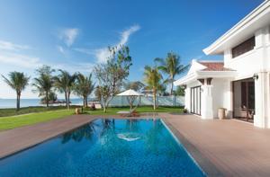 Biệt thự 3 Phòng ngủ - Nhìn ra Biển (Miễn phí Đưa đón + 3 bữa ăn + 6 vé vào cửa Công viên Giải trí Vinpearl)