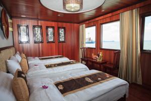 Phòng cho 3 Người Nhìn ra Biển - 2 Ngày 1 Đêm