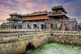 Ngọ Môn xứng đáng đươc liệt vào hàng những công trình kiến trúc nghệ thuật xuất sắc nhất của Triều Nguyễn