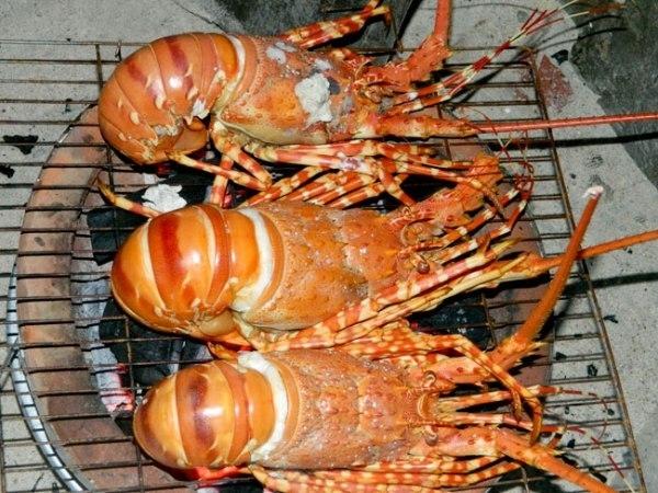 Tôm hùm Bình Ba  - Hải sản Nha Trang