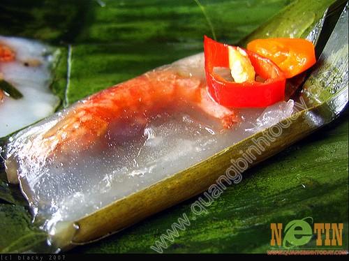 Đặc sản Quảng Bình - Bánh Lọc