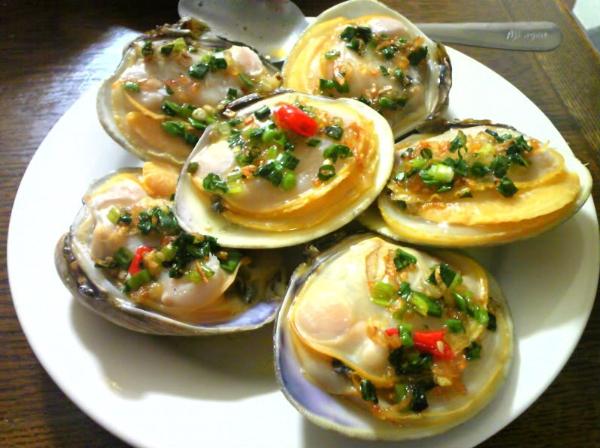 Đặc sản Quảng Ninh - Món ngán