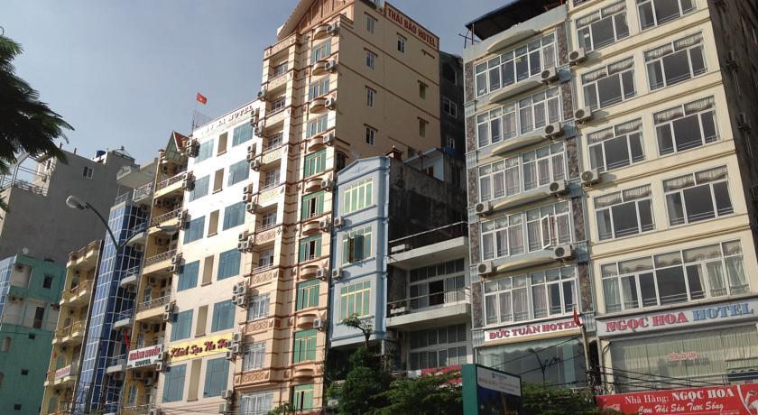 Khách Sạn Thái Bảo