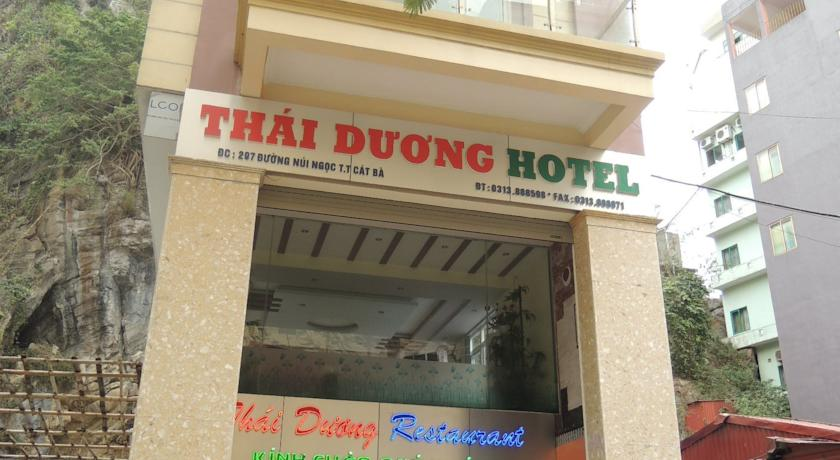 Khách sạn Thái Dương 1