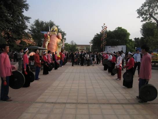 Nhiều sự kiện được tổ chức tại Thiên đường Bảo sơn