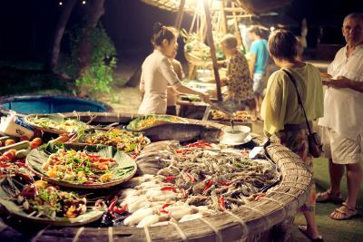 """10 món ăn đêm cho """"cú đêm"""" ở Mũi Né"""