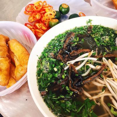 3 quán ăn điểm tâm ngon nhất Mộc Châu