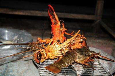 Ẩm thực Bình Ba – Mặn mòi hương vị biển