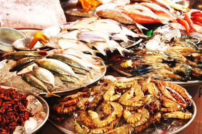 Du lịch Mũi Né đừng quên thưởng thức hải sản Bờ Kè
