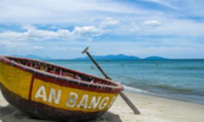 An Bàng, bãi biển đẹp ít được biết đến ở Hội An