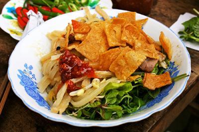 3 món ăn trưa nhẹ bụng nhưng hấp dẫn du khách ở Đà Nẵng