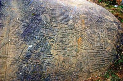 Bãi đá cổ huyền bí ở Sa Pa