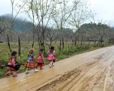 Khám phá Bản người Mông đẹp nhất Đông Nam Á