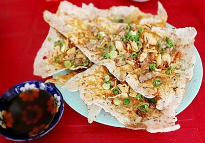 Bánh tráng Đà Nẵng, thứ quà vặt ăn một lần là nhớ