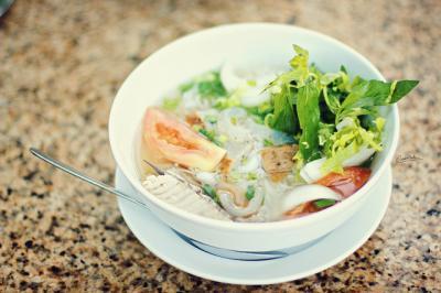 Bún sứa món ăn mang đậm hương vị biển Nha Trang