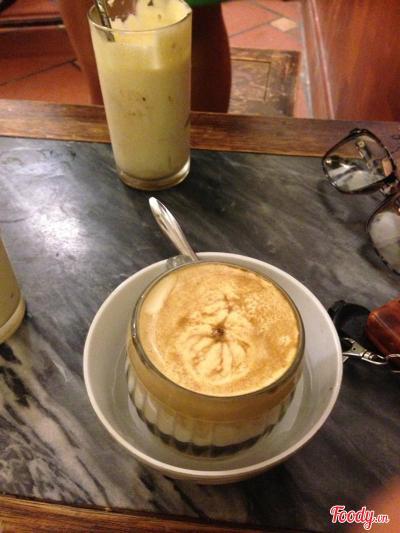 Cà phê trứng Hà Nội, uống một lần để nhớ mãi...