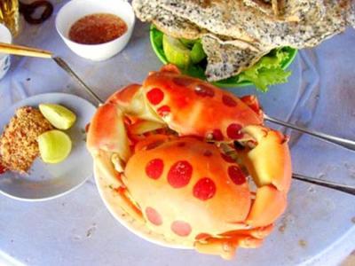 Những món ngon nổi tiếng Côn Đảo