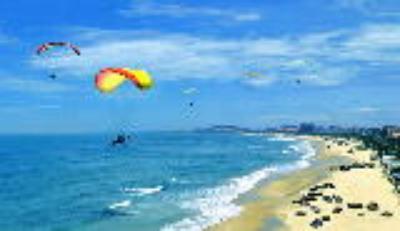 Những trải nghiệm du lịch biển hấp dẫn ở Đà Nẵng