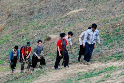 Hành trình chinh phục đỉnh Pha Luông - Mộc Châu