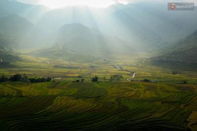 Chùm ảnh: Tây Bắc đẹp đến tan chảy trong nắng đầu thu