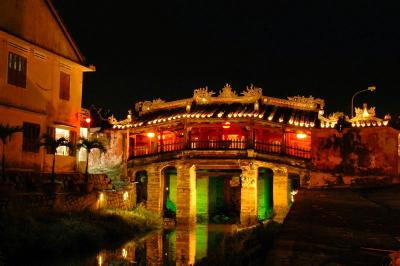 Đêm lung linh từ Đà Nẵng đến Hội An