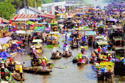 Du lịch miền Tây thưởng thức tết truyền thống 2017