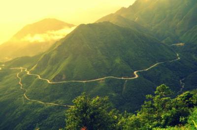 Đèo Ô Quy Hồ được trao kỷ lục Việt Nam