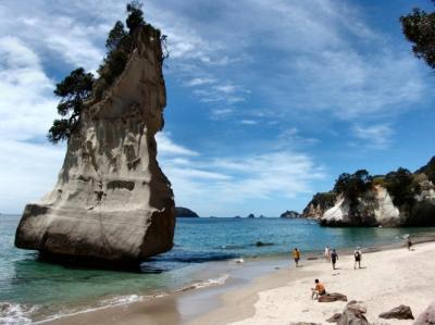 Đi spa thiên nhiên ở bãi biển nước nóng