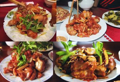 Bỏ túi những quán ăn ngon bổ rẻ ở Mộc Châu
