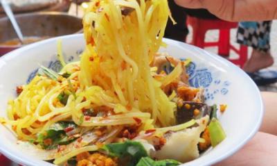 Những món dân dã Miền Trung khiến du khách say mê