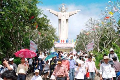 Điểm du lịch hấp dẫn ở Vũng Tàu