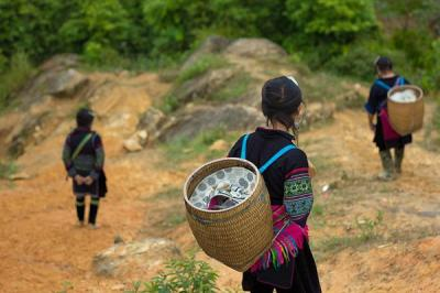 Trải nghiệm cuộc sống thường ngày với người dân bản Lao Chải