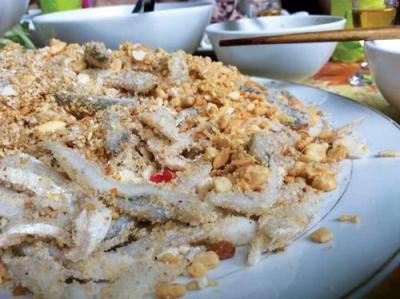 Gỏi cá Nam Ô nức tiếng Đà Nẵng