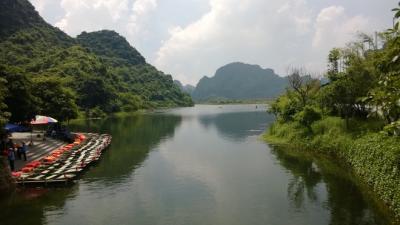 Cảnh thần tiên khu du lịch sinh thái Tràng An